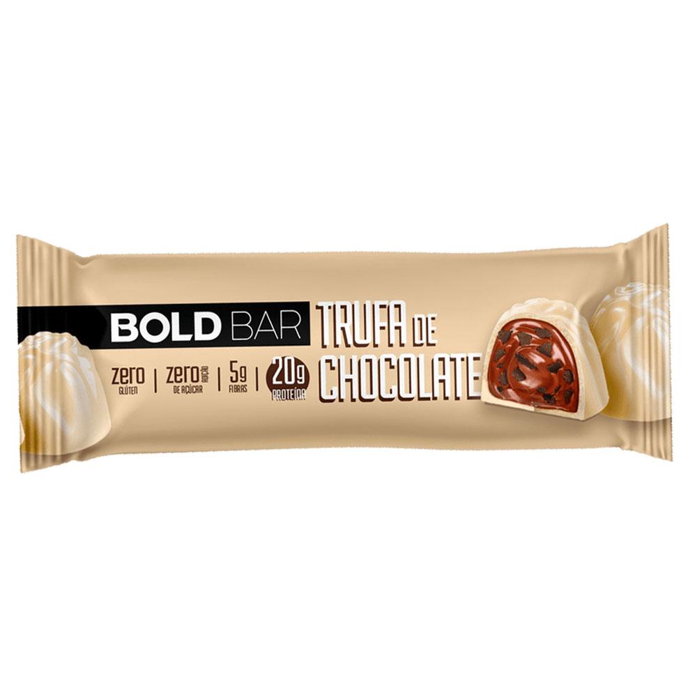 Bold Bar - Trufa de Chocolate  - KFit Nutrition