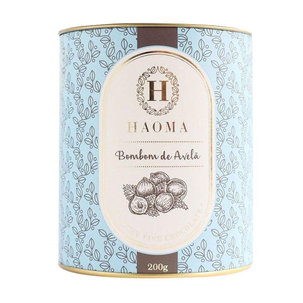 Bombom de Chocolate Belga 200g - Avelã  - KFit Nutrition