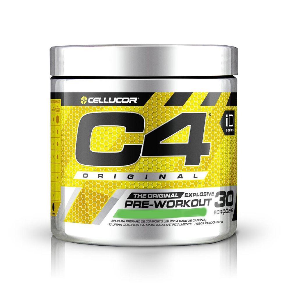 C4 Original Cherry Limonade   - KFit Nutrition