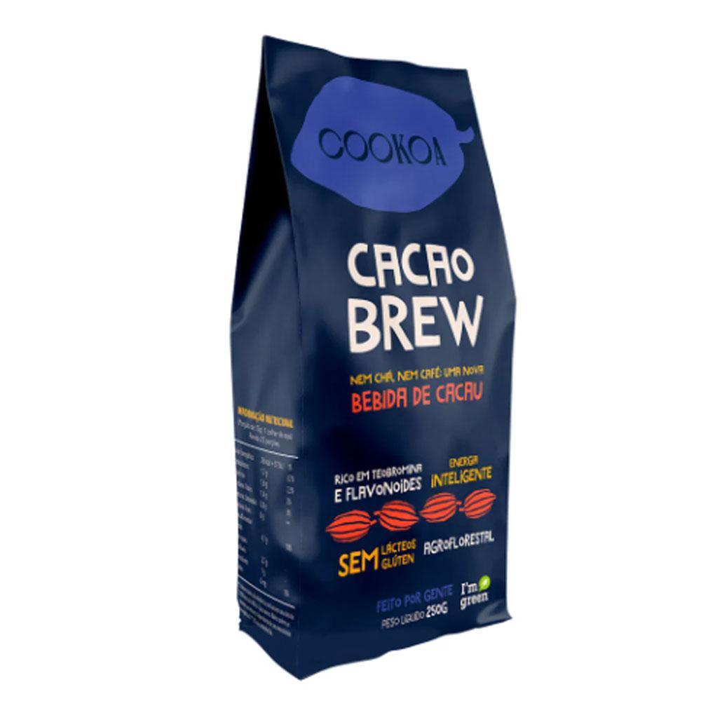 Cacao Brew 250g - COOKOA  - KFit Nutrition