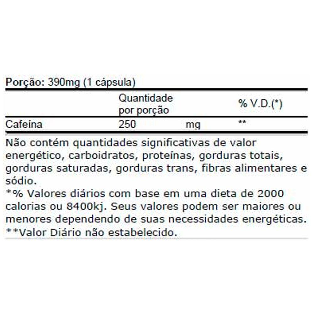 Caffeinex 420 mg Atlhetica  - KFit Nutrition