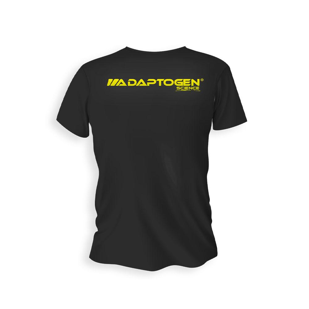 Camiseta Adaptogen Preta G  - KFit Nutrition