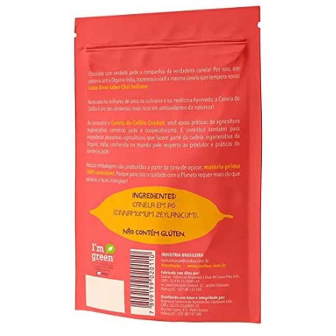 Canela do Ceilão 60g - Cookoa  - KFit Nutrition