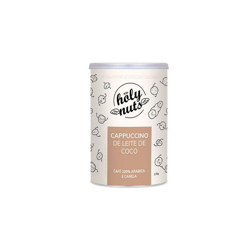 Cappuccino De Leite de Coco 120g  - KFit Nutrition