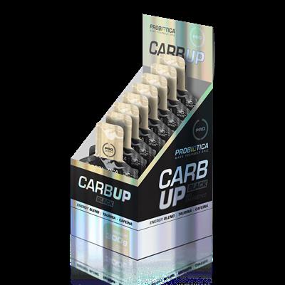Carb Up Black Gel Caixa 10 Sachês De 30g  Probiótica  - KFit Nutrition