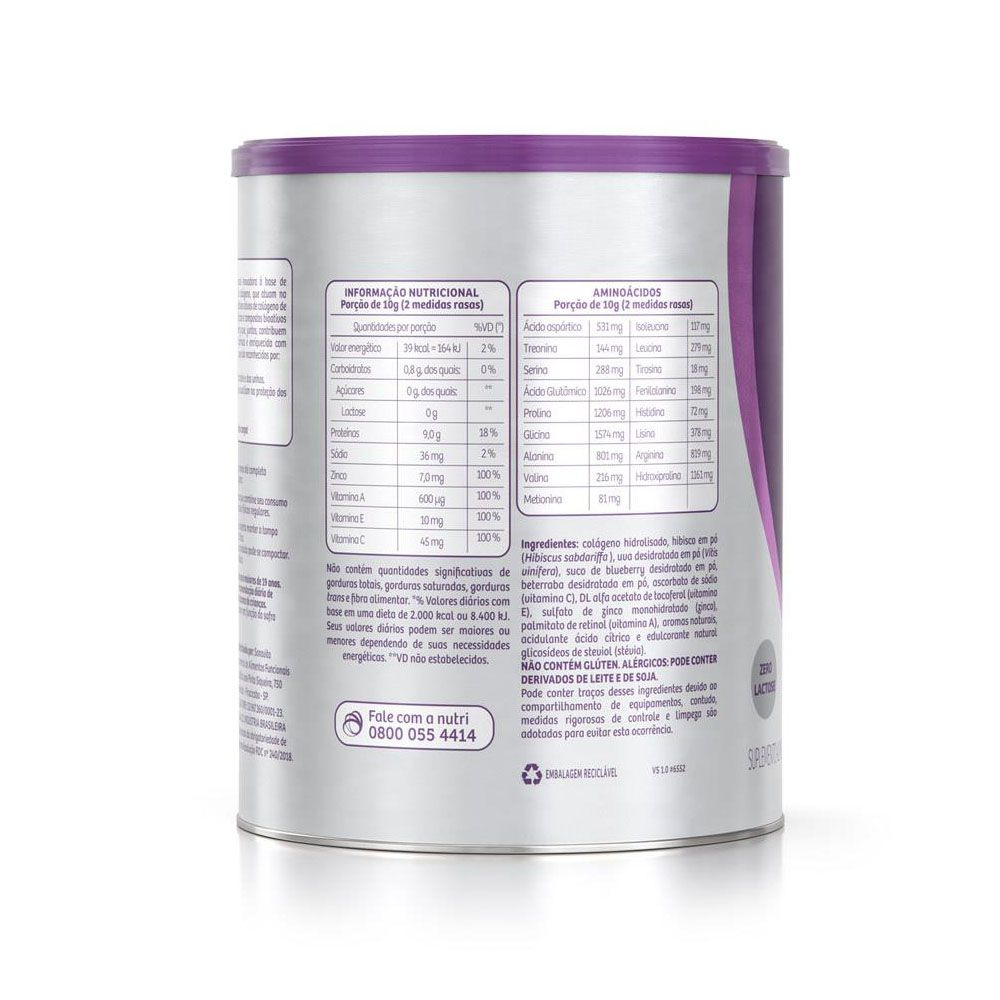 Celluctiv Body Skin Frutas Roxas 300g - Sanavita  - KFit Nutrition