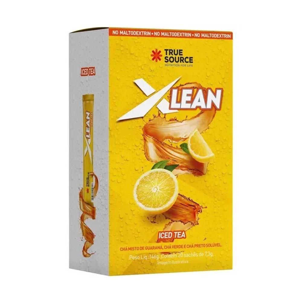 Chá Xlean Limão 134g  - KFit Nutrition