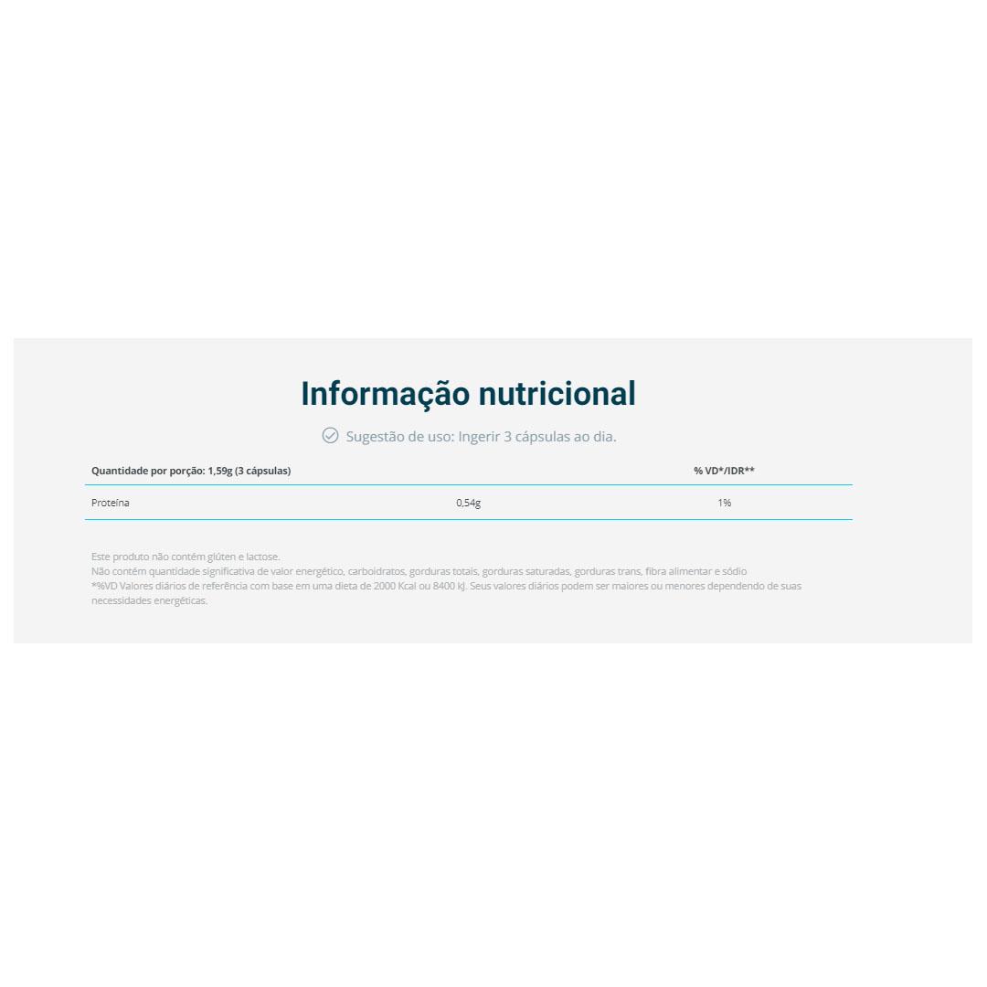 Chlorella 180 Caps - Vital Âtman  - KFit Nutrition