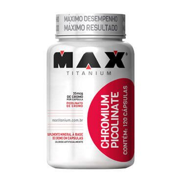 Chromium Picolinate 120 CAPS  - KFit Nutrition