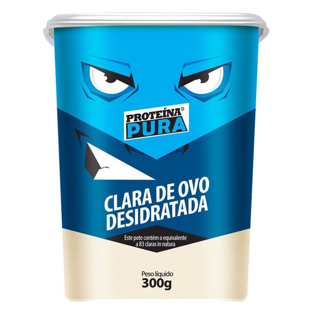 Clara Desidratrada 300G Proteína Pura  - KFit Nutrition