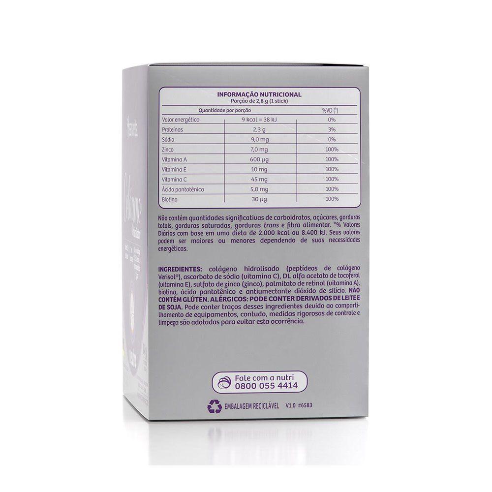 Colágeno Hidrolisado Verisol Neutro 30 Sachês - Sanavita   - KFit Nutrition