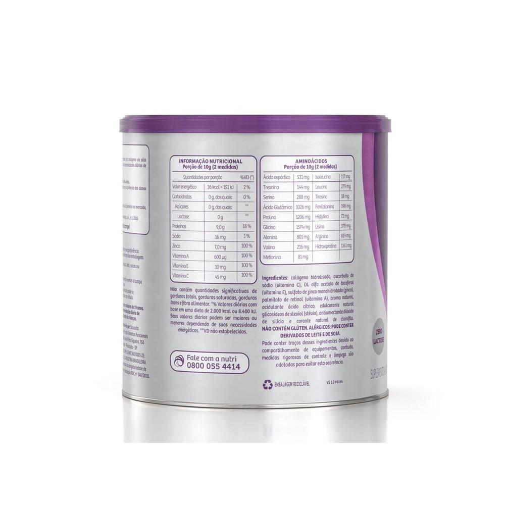 Colágeno Skin Abacaxi com hotelã 300g - Sanavita  - KFit Nutrition