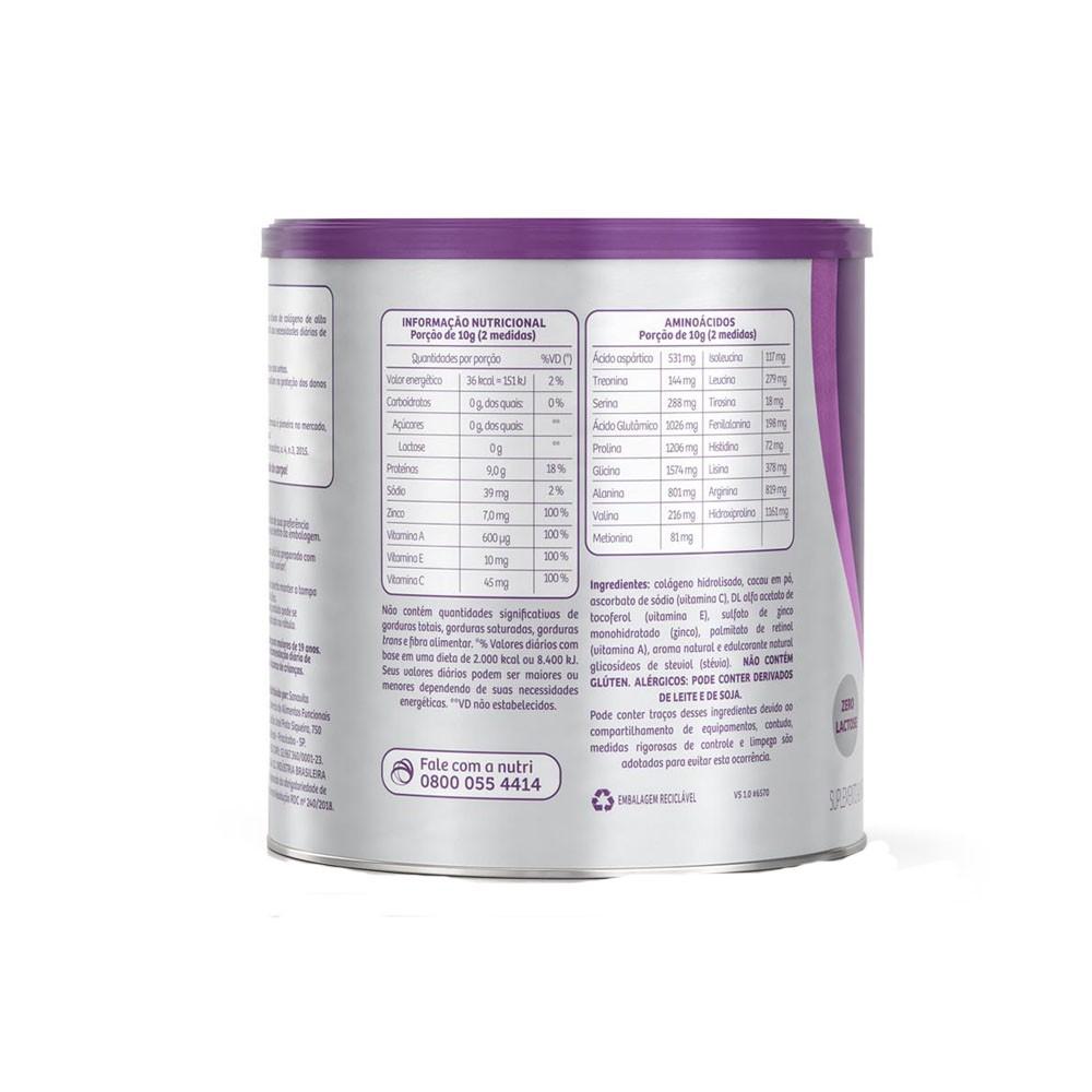 Colágeno Skin Chocolate 300g - Sanavita  - KFit Nutrition