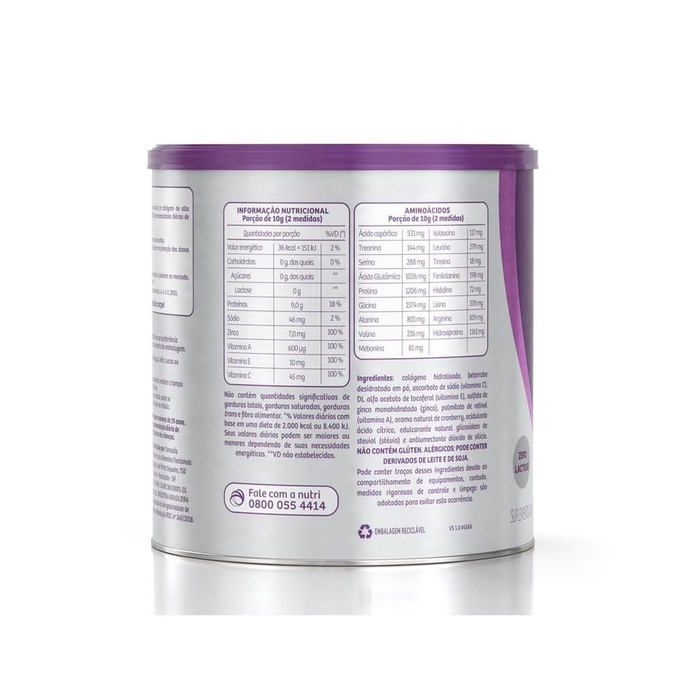 Colágeno Skin Cranberry 300g - Sanavita  - KFit Nutrition