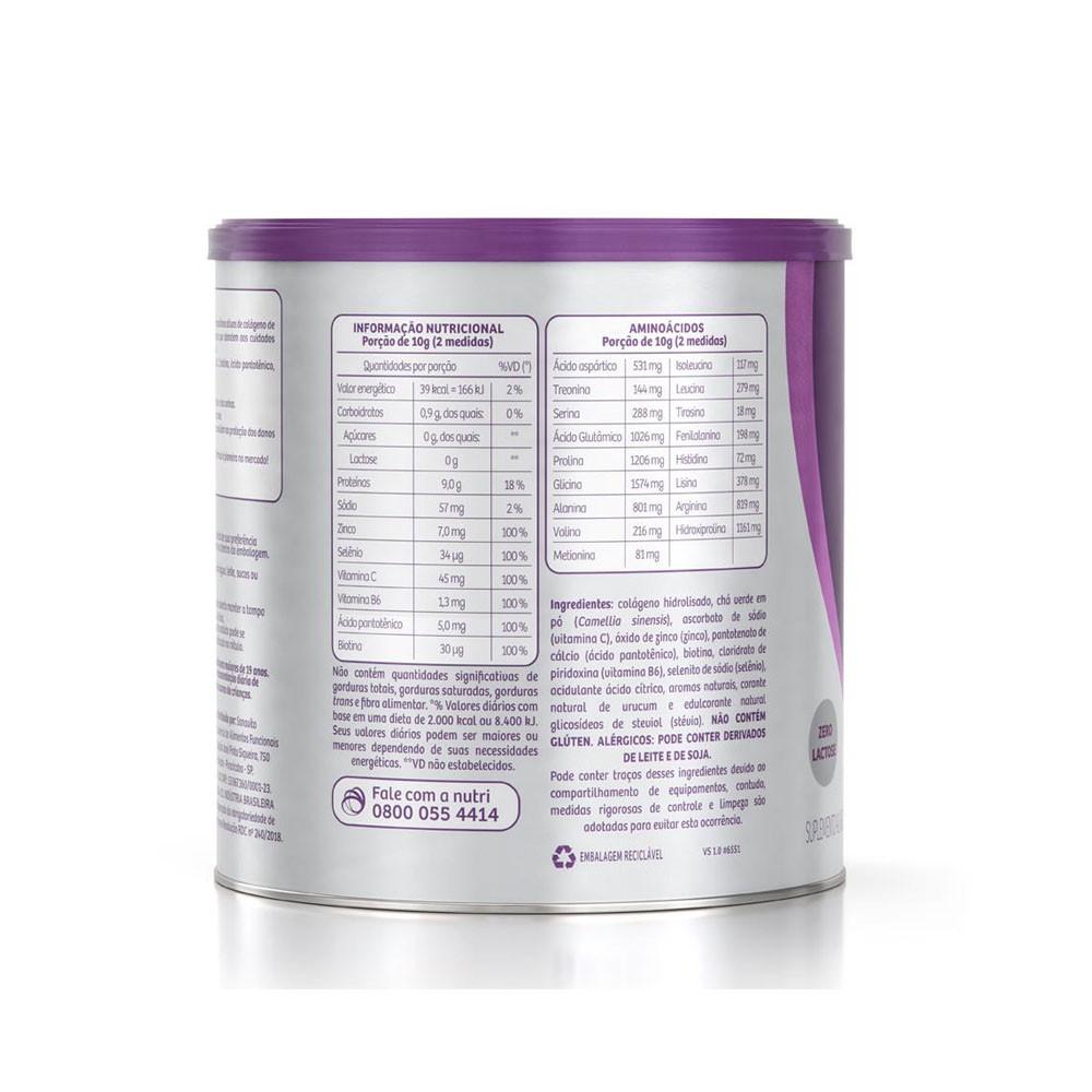 Colágeno Skin Laranja com Tangerina 300g - Sanavita  - KFit Nutrition