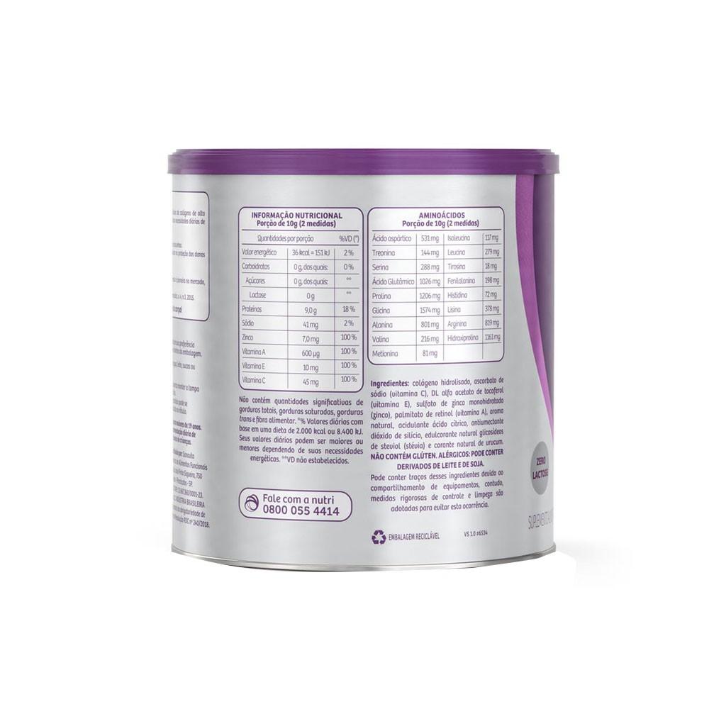 Colágeno Skin Tangerina 300g - Sanavita  - KFit Nutrition