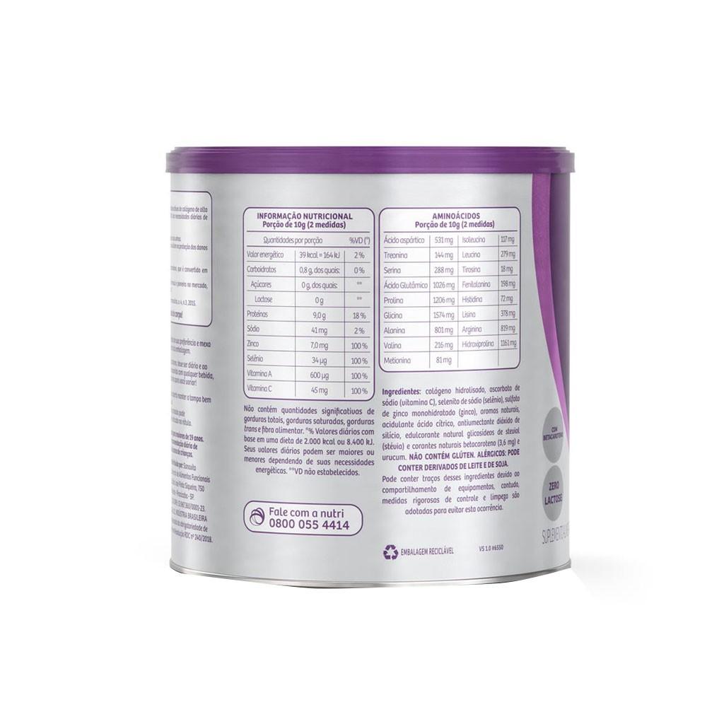 Colágeno Skin Verão Frutas Amarelas 300g - Sanavita  - KFit Nutrition