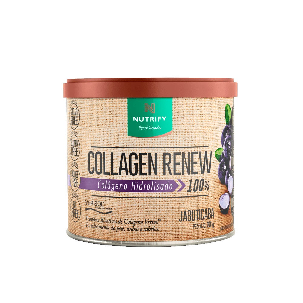 Collagen Renew 300g Jabuticaba - Nutrify  - KFit Nutrition