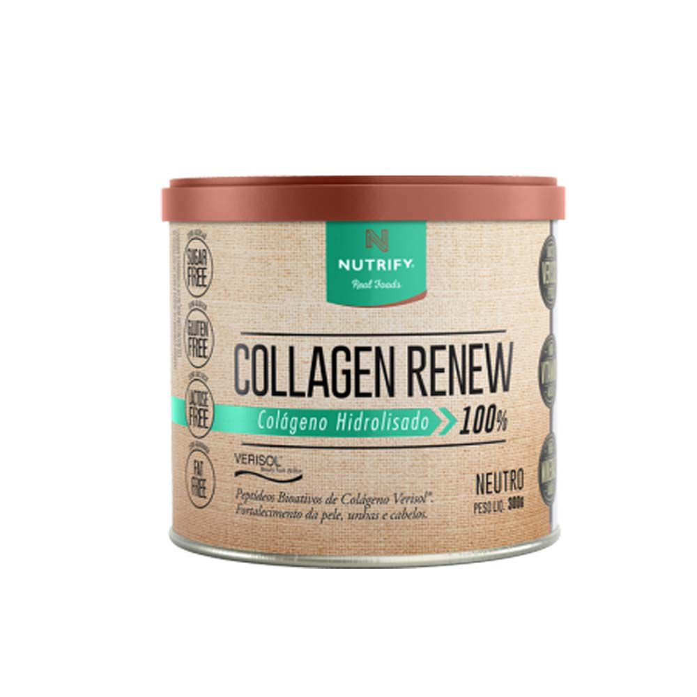 Collagen Renew 300g Neutro - Nutrify  - KFit Nutrition