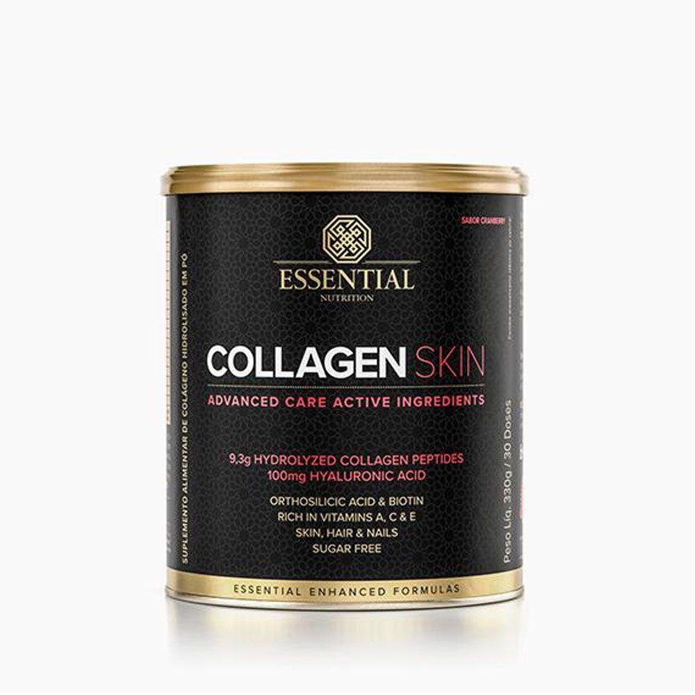 Collagen Skin 330g Cranberry Novo - Essential  - KFit Nutrition