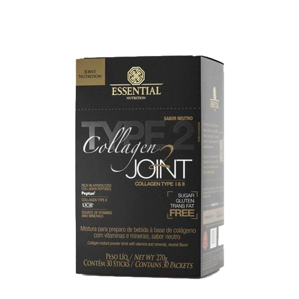 Collagen Type 2 Com 30 Sticks Essential Nutrition  - KFit Nutrition