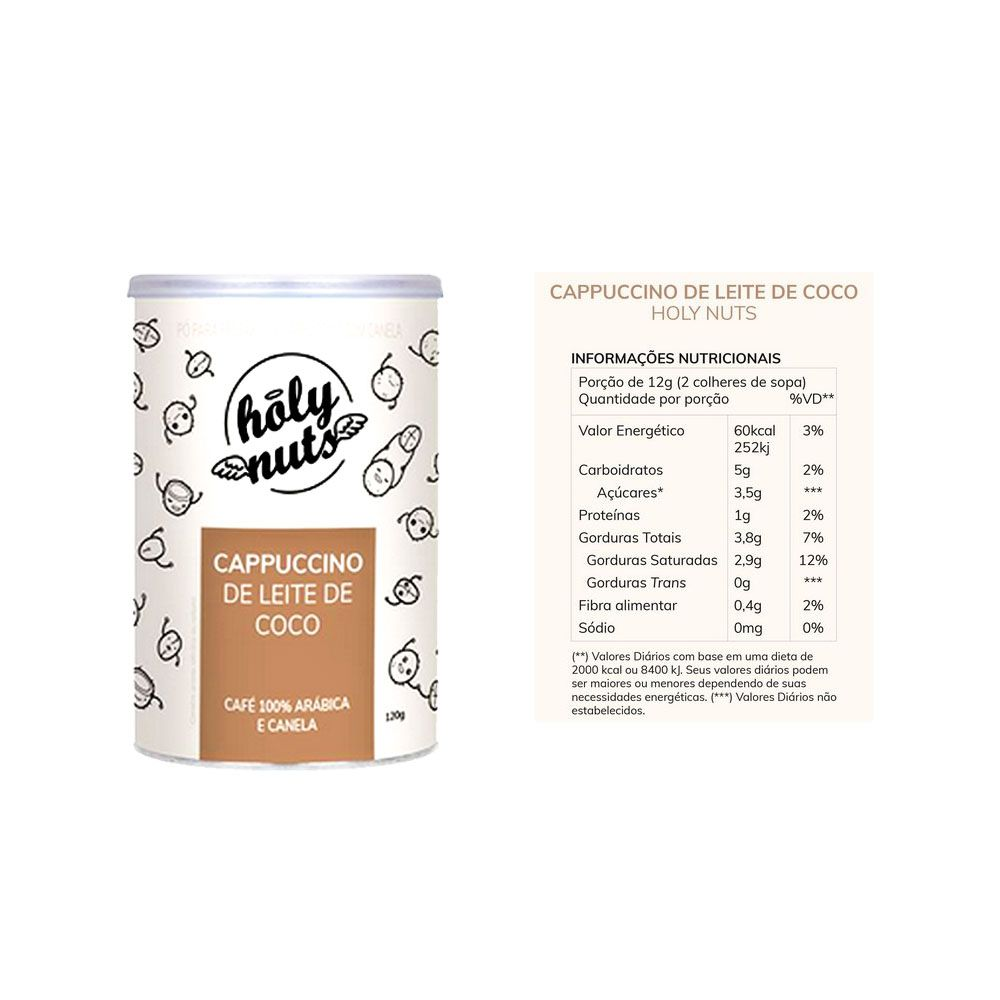 Cappucino 120g + Life Cacao 300g  - KFit Nutrition