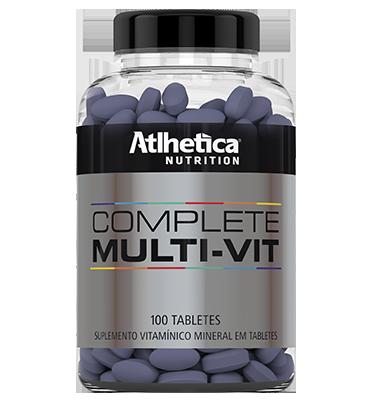 Complete Multi Vit (100Tabs)  - KFit Nutrition
