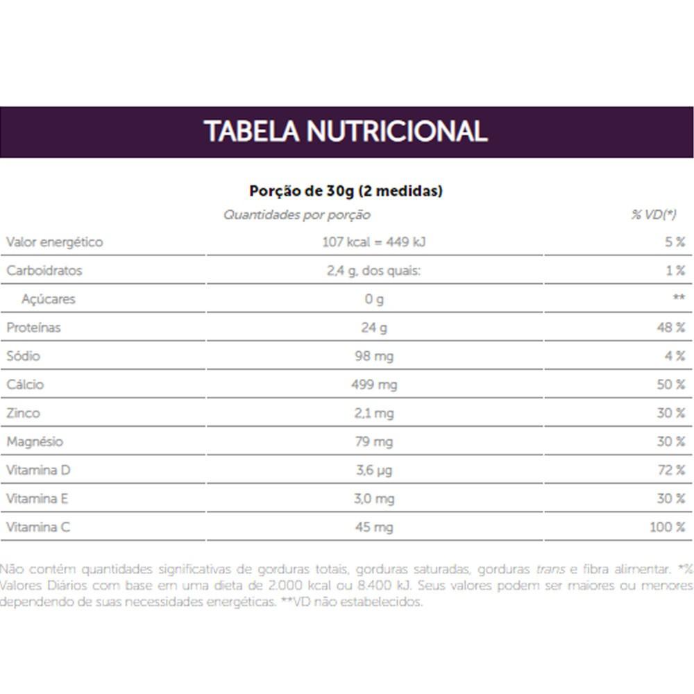 Complete Whey Baunilha 450g - Sanavita  - KFit Nutrition