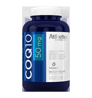 Coq-10 50mg - Atlhetica  - KFit Nutrition