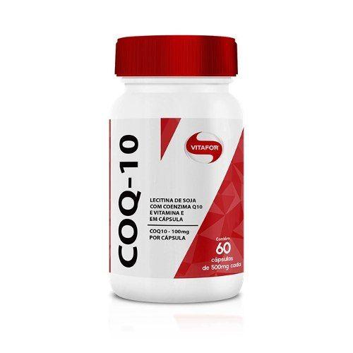 Coq-10 60 CAPS de Vitafor  - KFit Nutrition