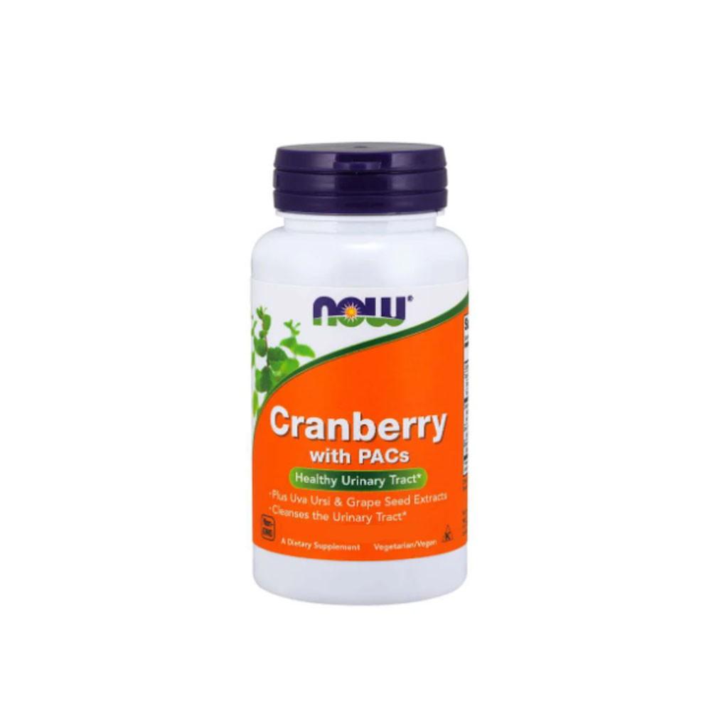 Cranberry Caps 100 Caps Veganas - Now  - KFit Nutrition