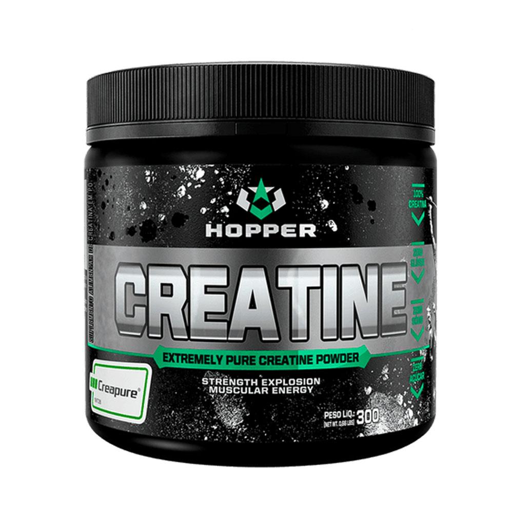 Creatina Creapure 300g - Hopper  - KFit Nutrition