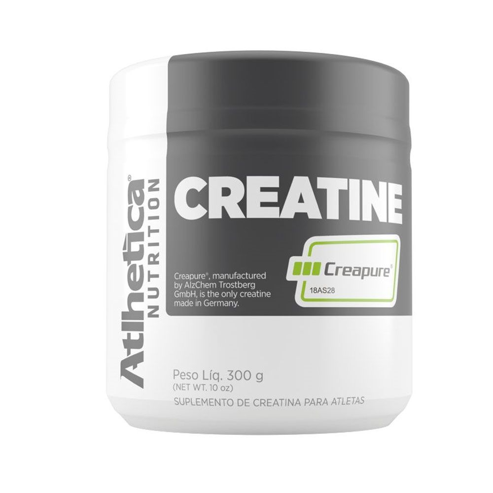 Creatina Creapure 300g Atlhetica  - KFit Nutrition