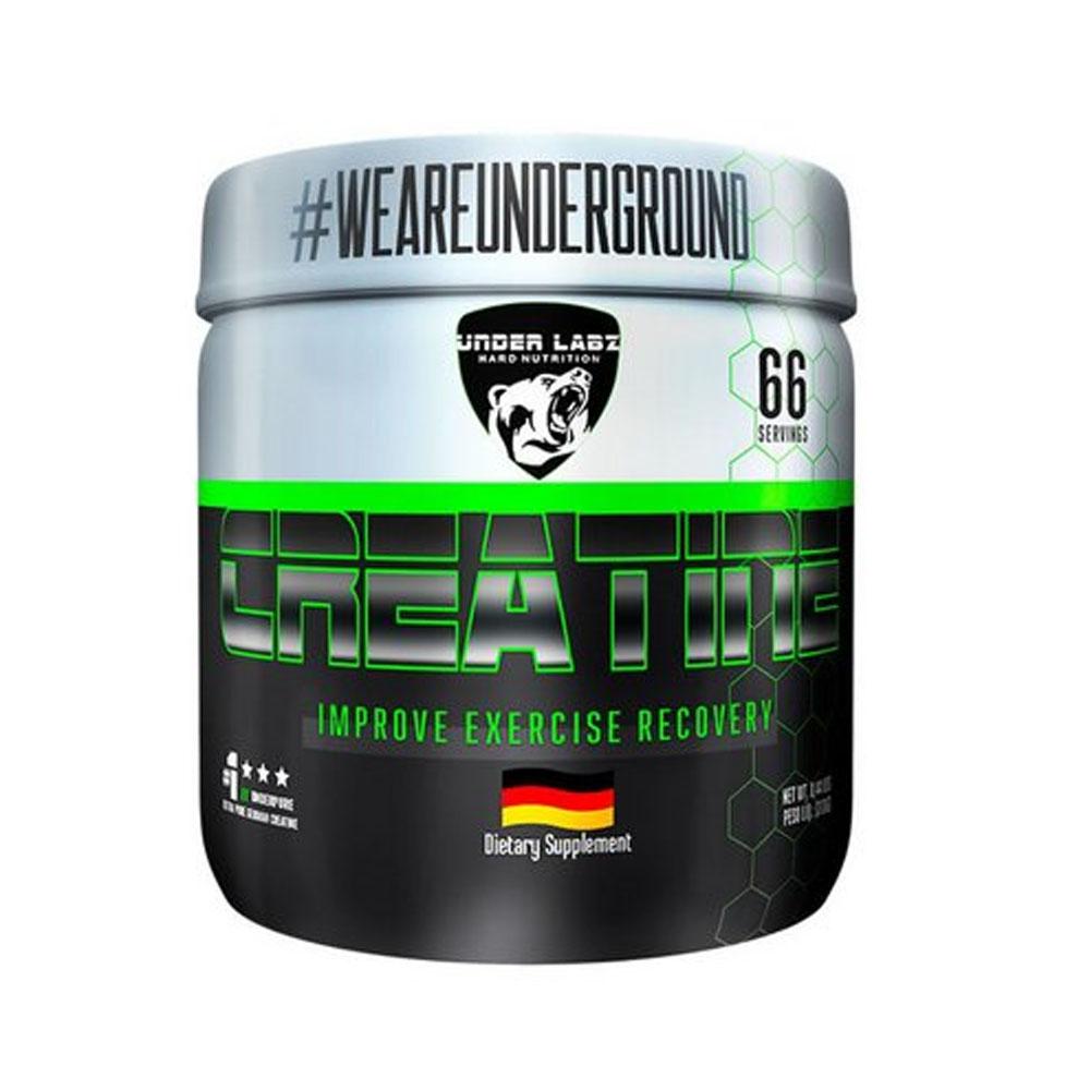 Creatina 200g - Under Labz  - KFit Nutrition
