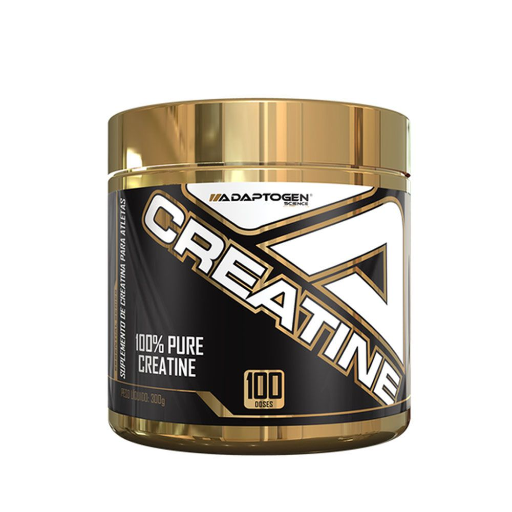 CREATINE 300G - ADAPTOGEN  - KFit Nutrition