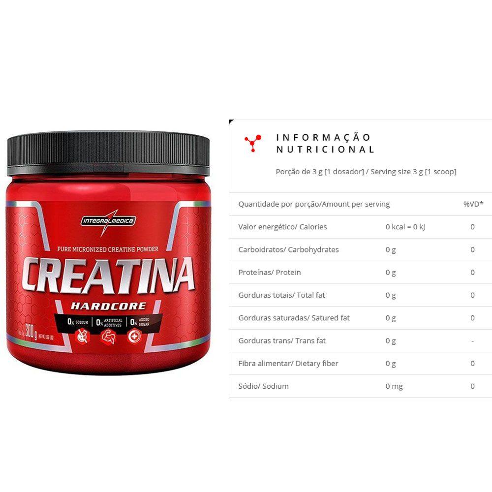 Creatine 300g Integral Medica  - KFit Nutrition