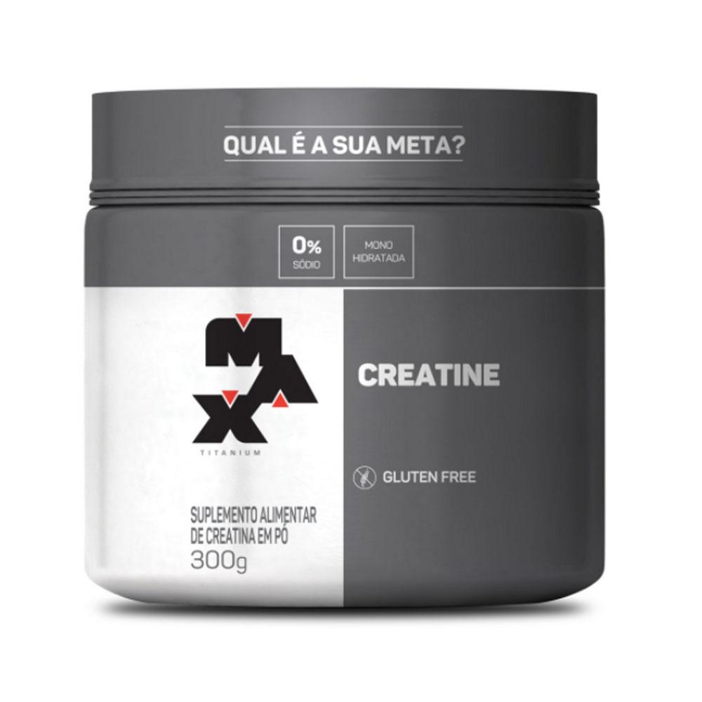Creatina 300G - Max Titanium  - KFit Nutrition