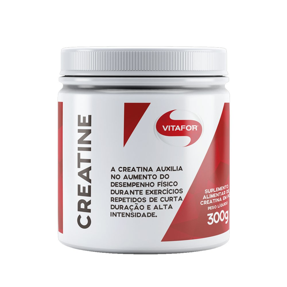Creatina 300G Vitafor  - KFit Nutrition