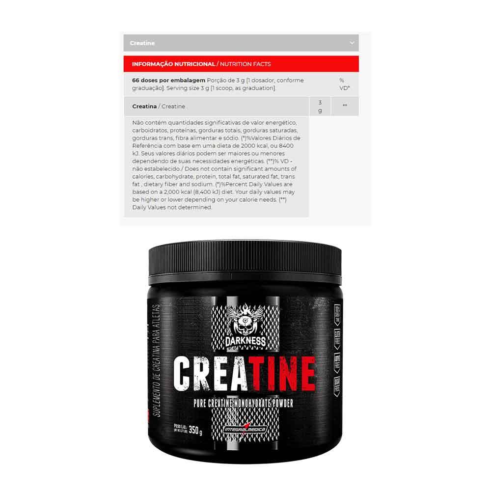 Creatine 350g Darkness  - KFit Nutrition