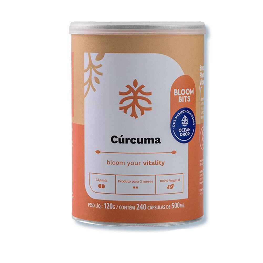 Curcuma 240 Caps - Ocean Drop  - KFit Nutrition