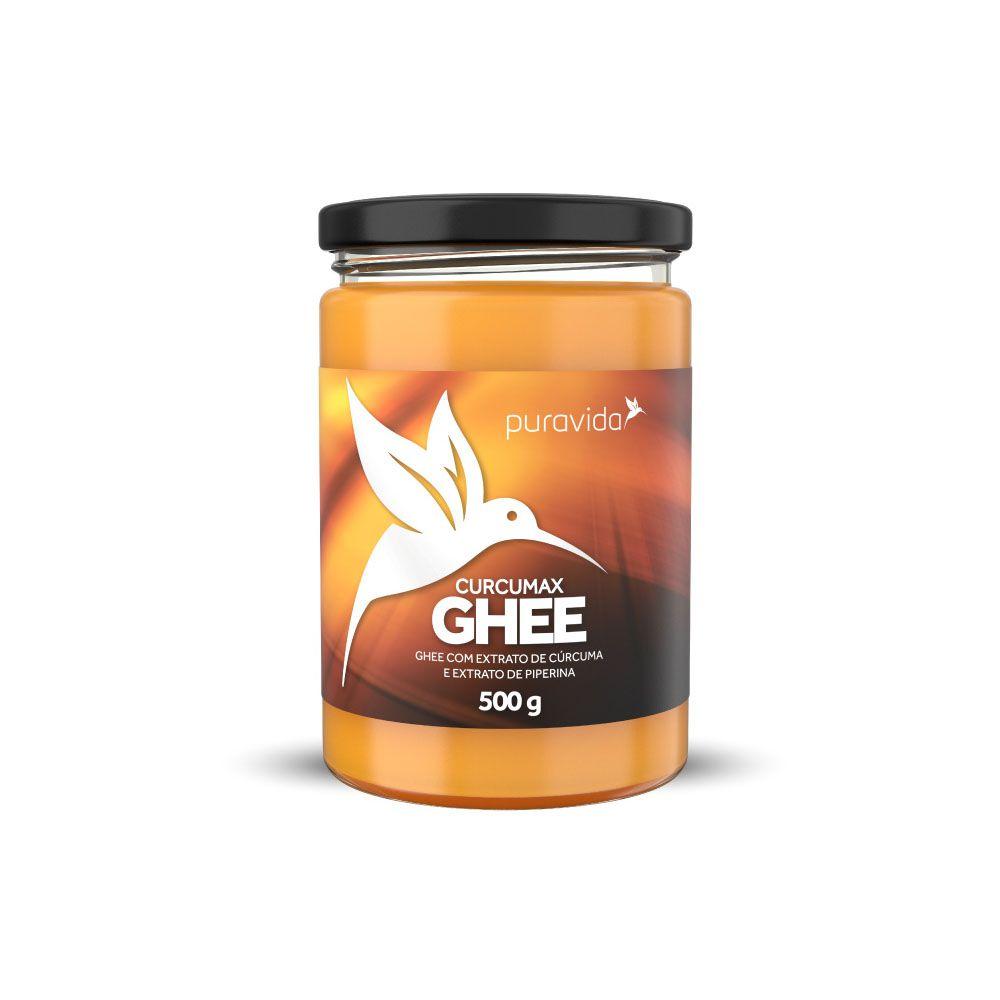 Curcumax Ghee 500g Puravida  - KFit Nutrition