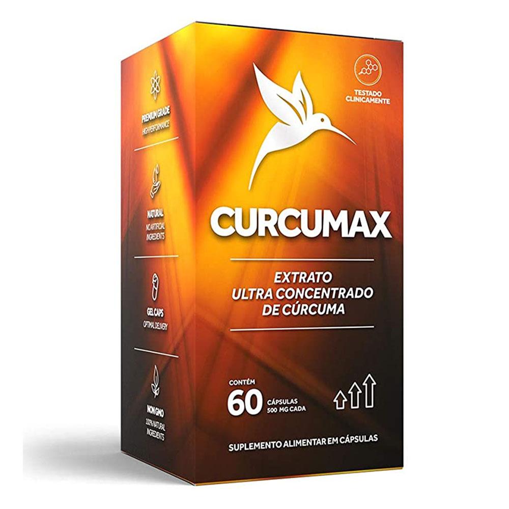 Curcumax Pó 70g  Puravida  - KFit Nutrition