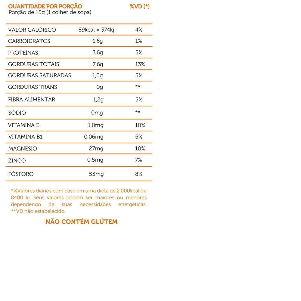 Cx 10 Sachês 20g Pasta de Amendoim Integral - Amendo Lovers  - KFit Nutrition