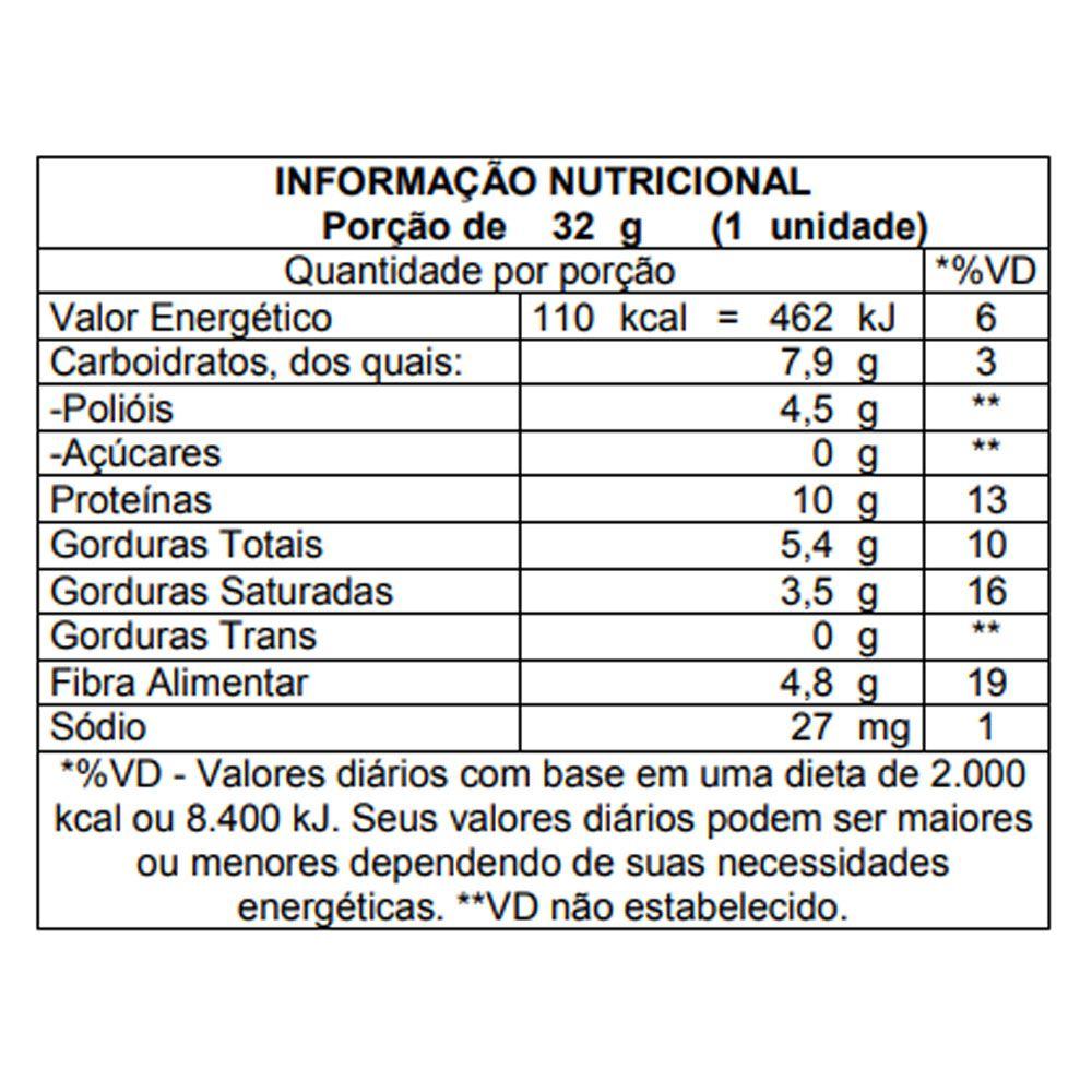 Cx 12 Un Best Whey Bar 30g Brownie de Chocolate  - KFit Nutrition