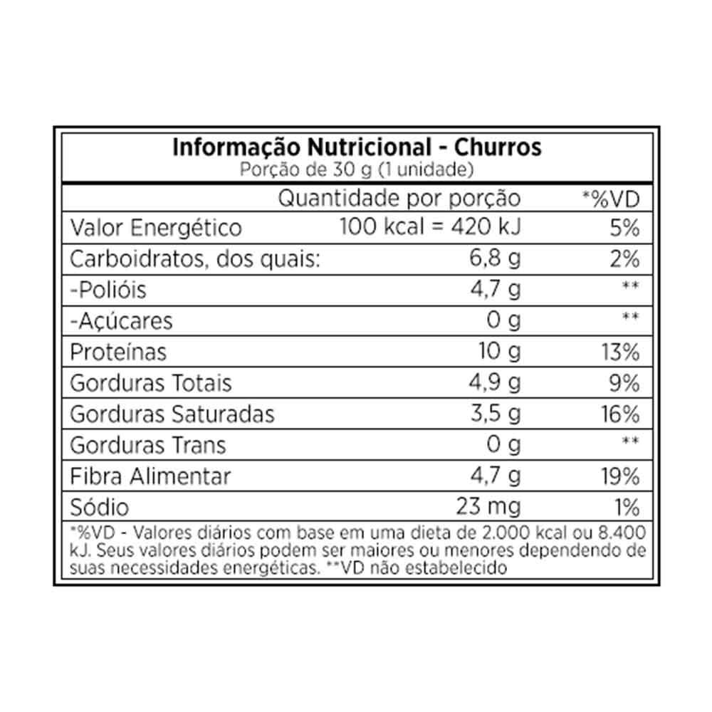 Cx 12 Un Best Whey Bar 30g Churros - Atlhetica Nutrition  - KFit Nutrition