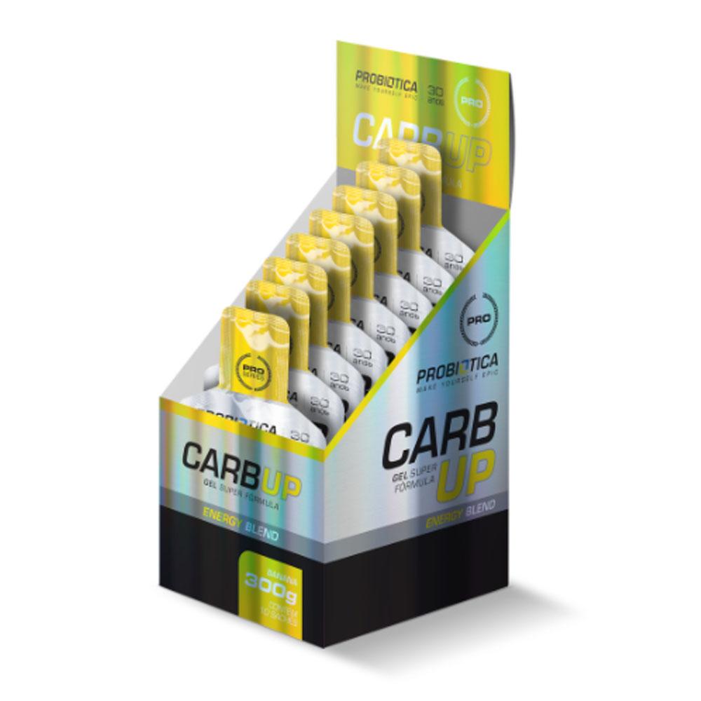 CX Carb UP Gel Banana Super Formula Probiótica  - KFit Nutrition
