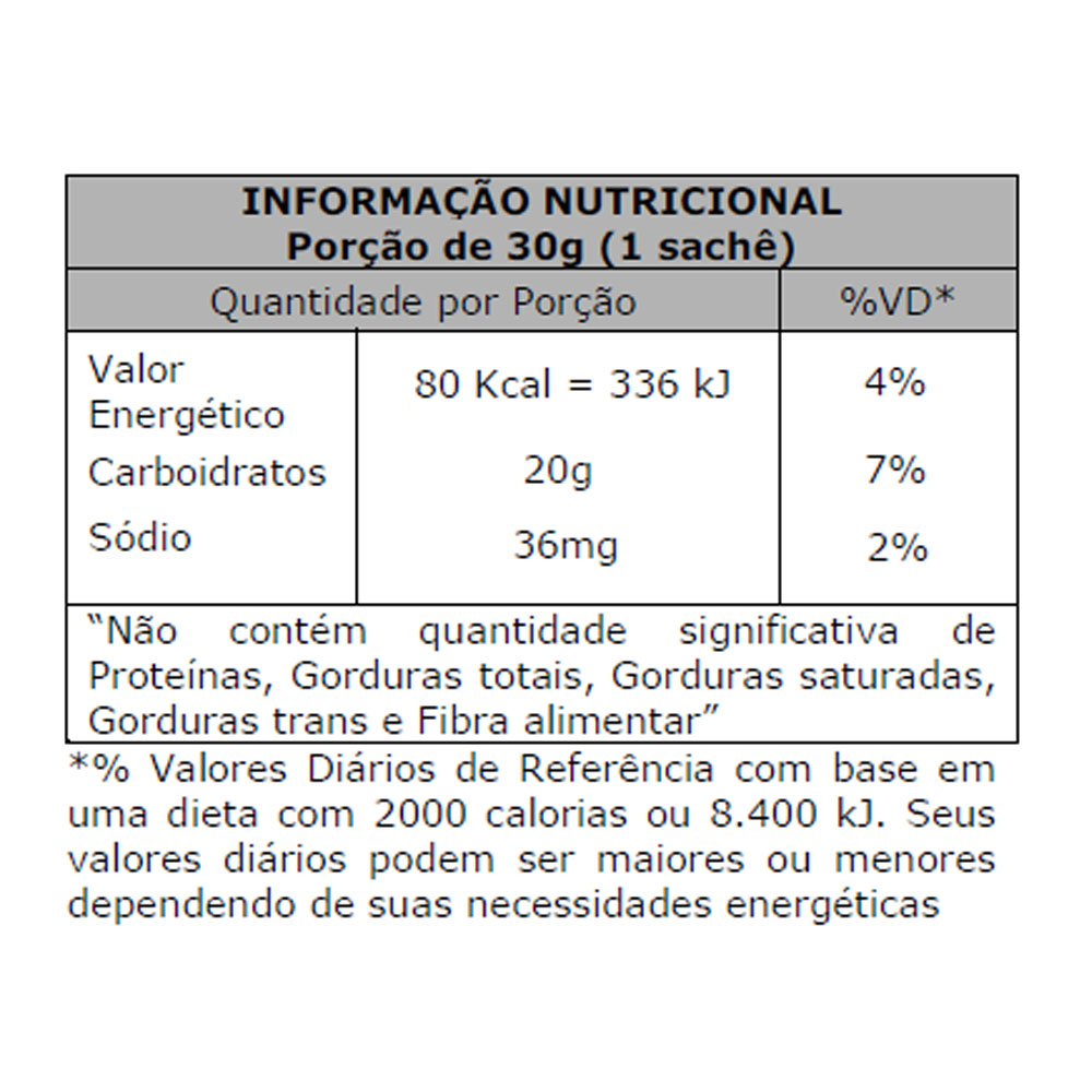 CX Carb UP Gel Baunilha Super Formula Probiótica  - KFit Nutrition