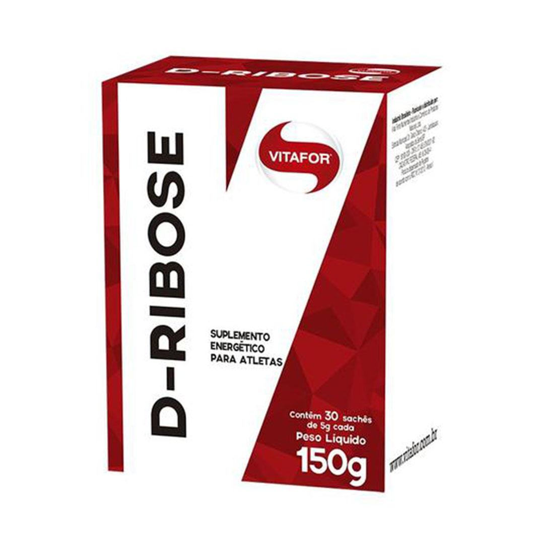 D-Ribose 150g 30 Saches Vitafor  - KFit Nutrition