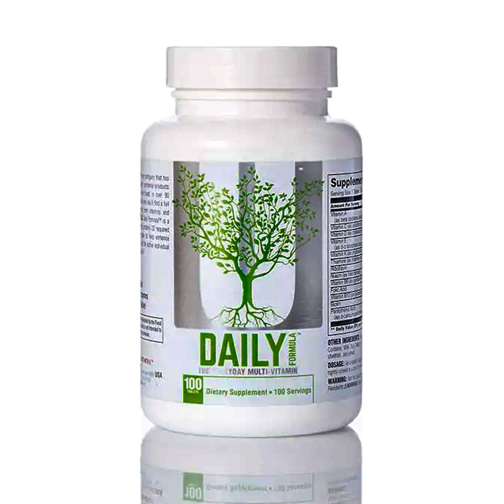 Daily Formula 100TABS  - KFit Nutrition