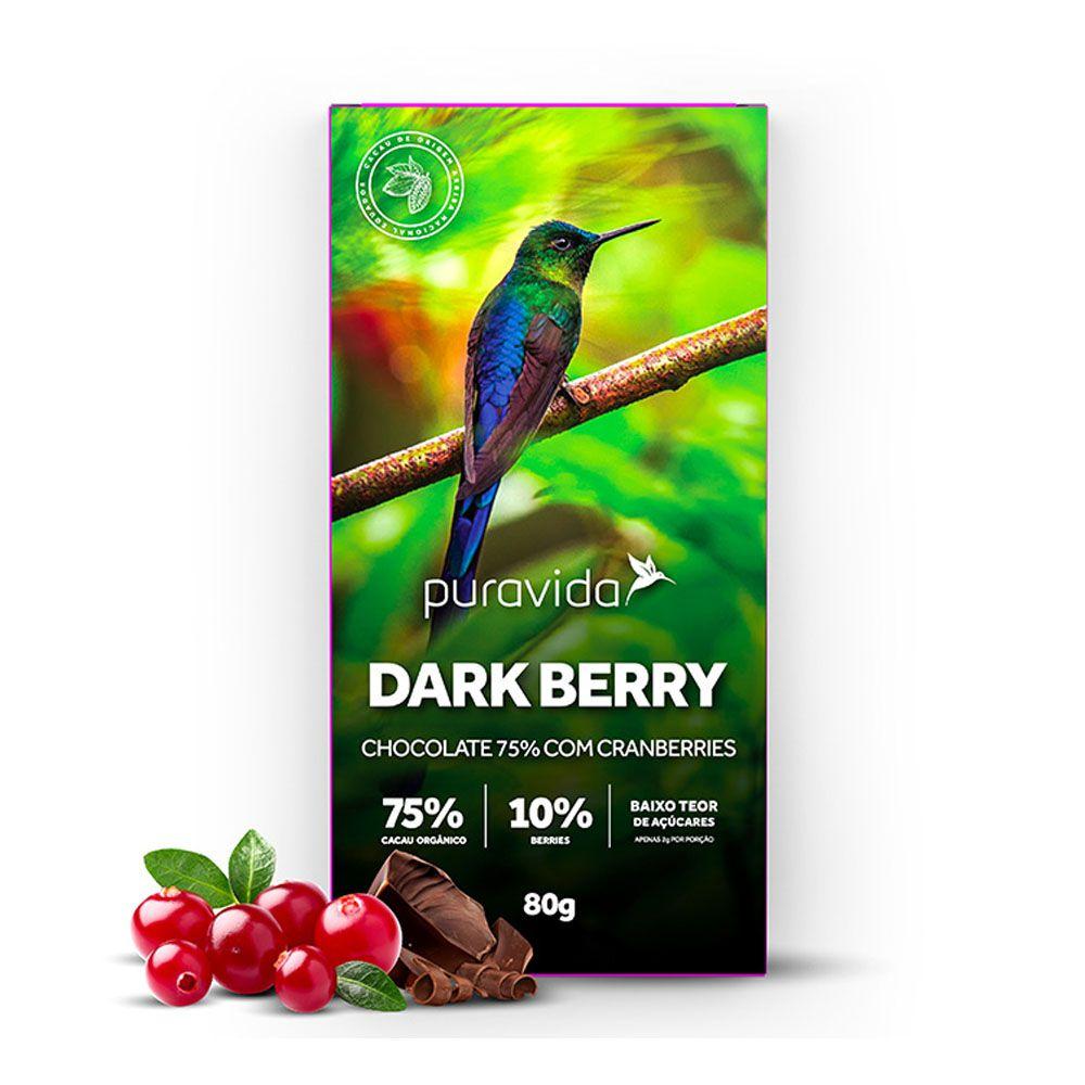Dark Berry 80g - Puravida  - KFit Nutrition